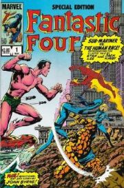 Fantastic Four One Shot Comics